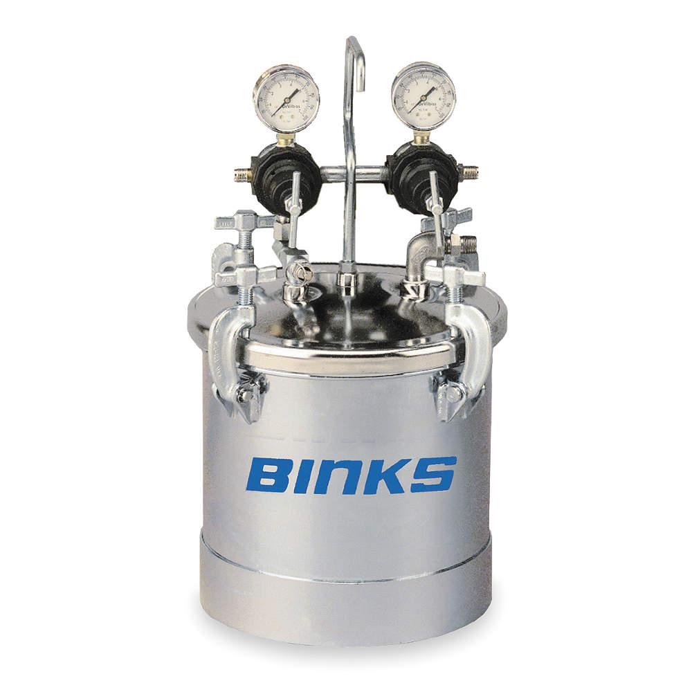 Equipamento Binks Tank