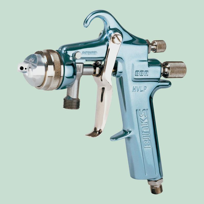 Pistola de pulverização Binks MACH 1 HVLP