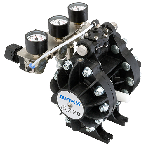 Bomba de Diafragma Binks DX70