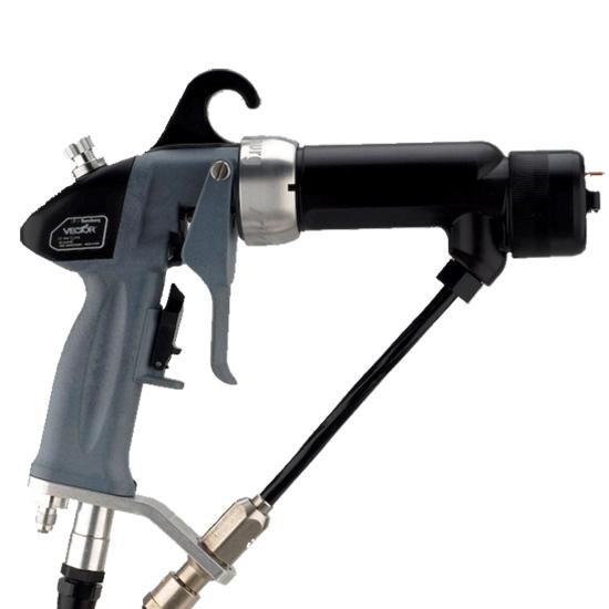 Pistola da Cascata Ransburg Vector R90