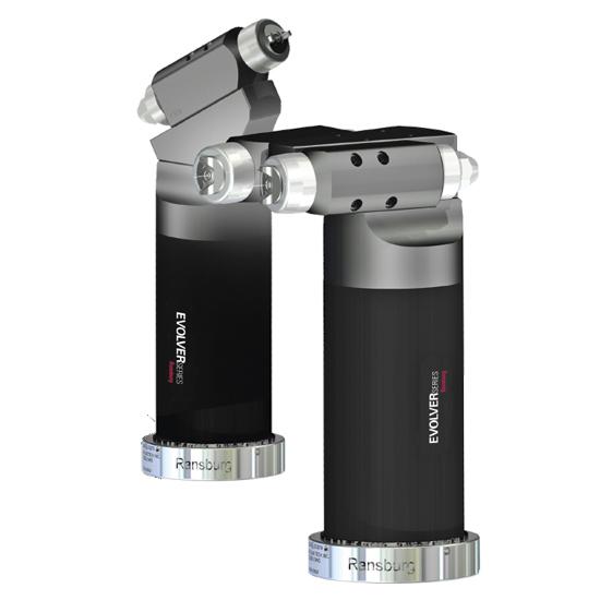 Robot Atomizador Ransburg Evolver 560