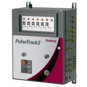 Sistema de Controle e Monitoramento de Velocidade Ransburg PulseTrack 2