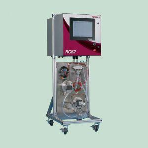 Sistema de Controle de Ratio Ransburg RCS 2
