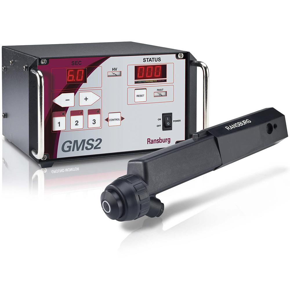 Sistema de Monitoramento da Terra Ransburg GMS2