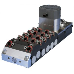 Sistema de Mudança de Cor Ransburg MCV 2