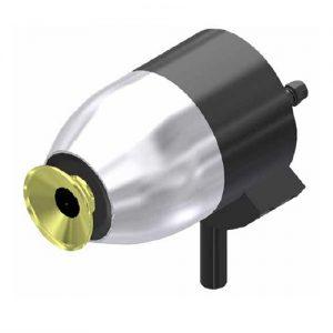 Atomizador Rotativo Ransburg Aerobell 168