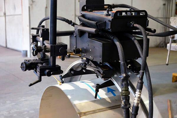 As tartarugas de soldagem são o primeiro passo para automatizar a produção