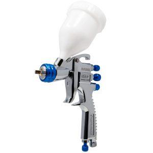 Pistola de Pulverização HVLP alimentação por Gravidade SLG-530RT para Retoque