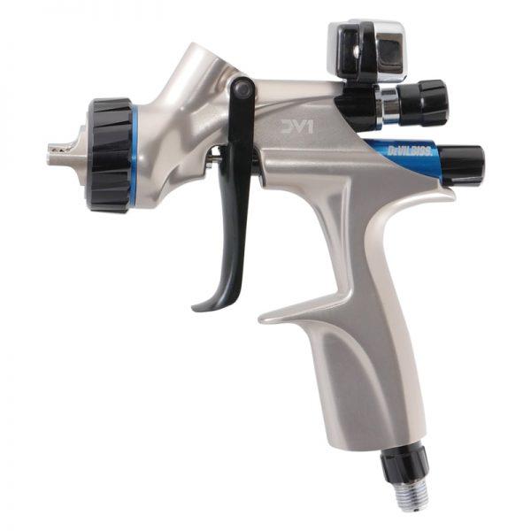 Pistola de pulverização HVLP gravidade DeVilbiss DV1