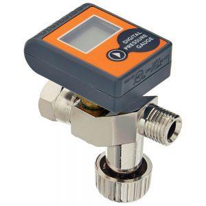 Válvulas de Ajuste de Ar com Manômetro Digital DeVilbiss HAV-555