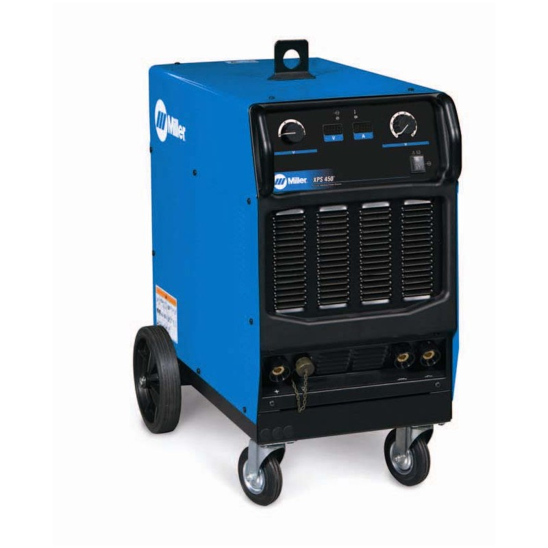 Máquina de Soldar Miller Serie XPS 350/450