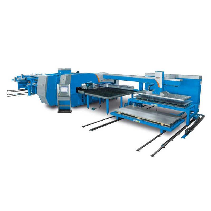 Punzonadora y cizalla prima power Shear Genius
