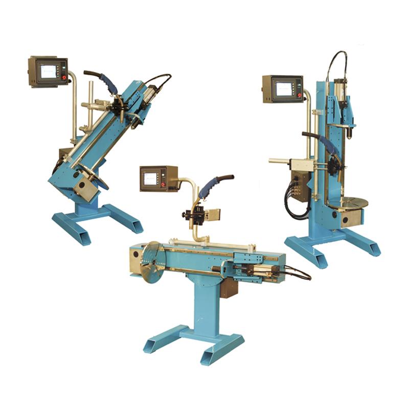 Equipo de automatización de soldadura circular ProArc CW-350R, CW-600R