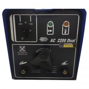 equipo de Soldar Stick Extreme AC Dual 2200