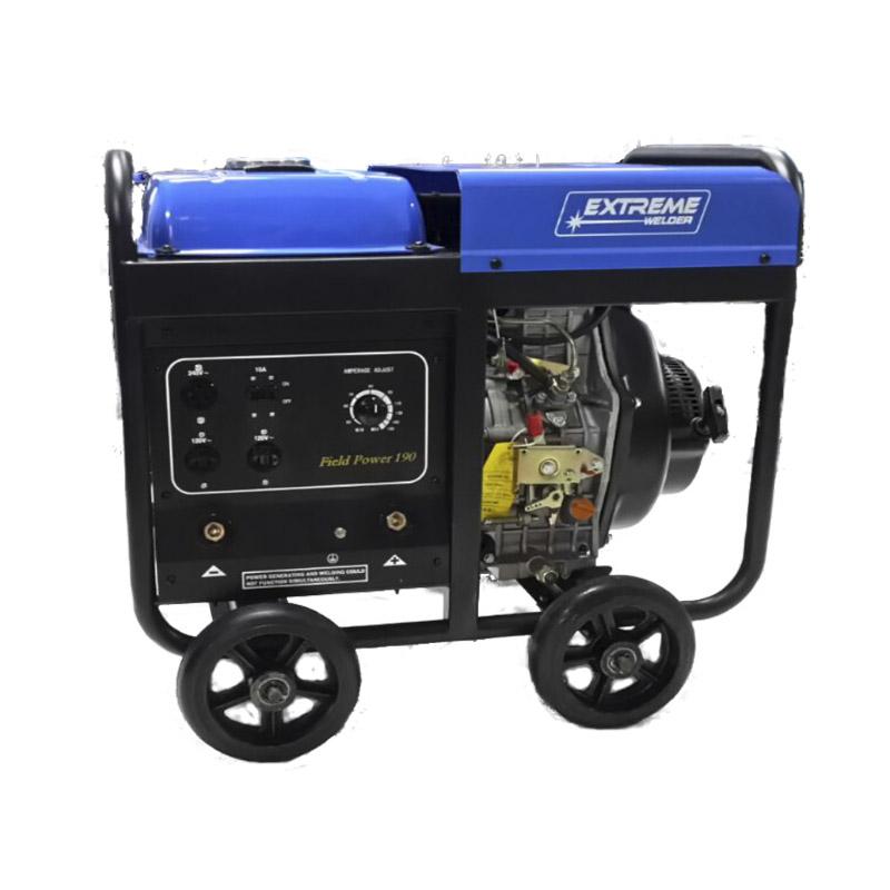 Maquina Motosoldadora Extreme Field Power 190 Diesel
