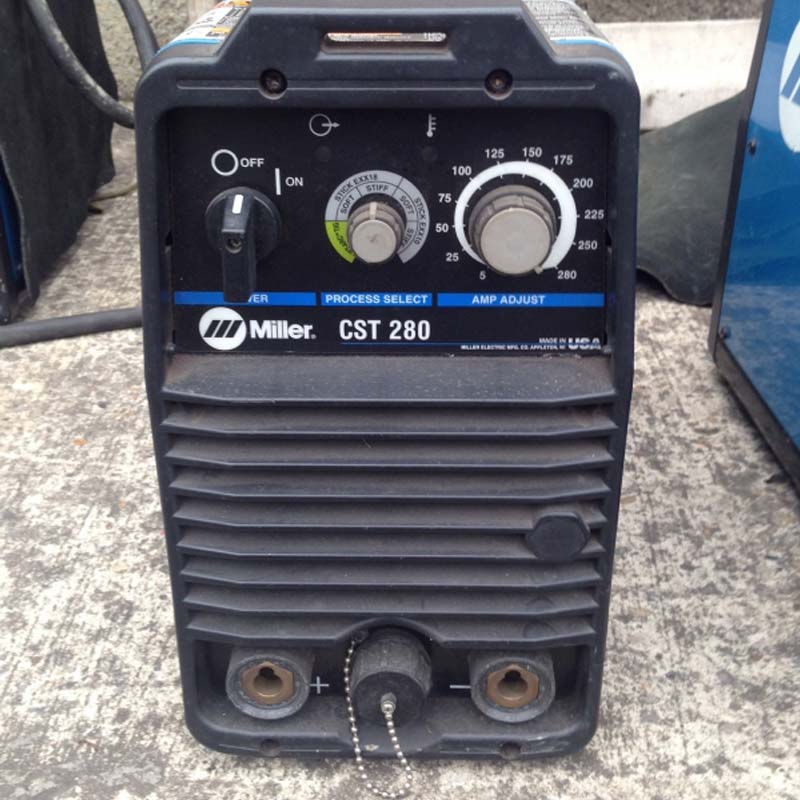 Equipo de Soldar Stick Miller CST 280