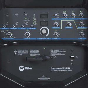 Equipo de Soldar TIG Miller Syncrowave 250 DX