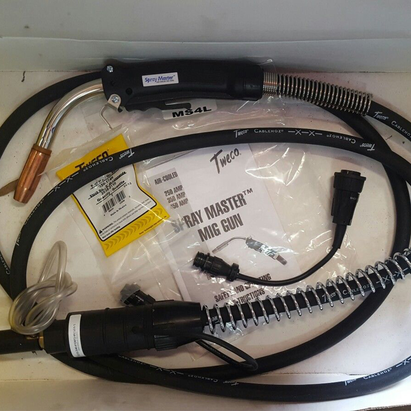Pistola MIG Tweco Spray Master 250A