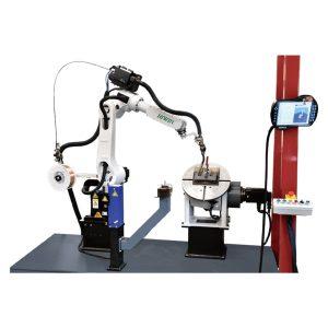 Sistema de Soldadura Robotizada ProArc