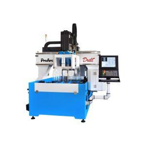 Taladro CNC ProArc Drill+ 1020, 1640 Tipo Mesa