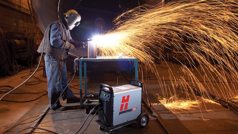How to use plasma cutting equipment Some recommendations