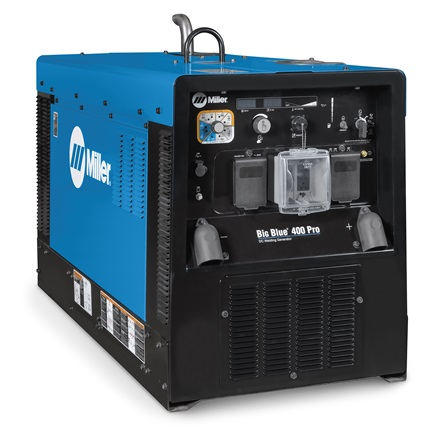 Diesel Welder Miller Big Blue 400