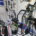 Paint Pumps: types and uses in industrial finishing