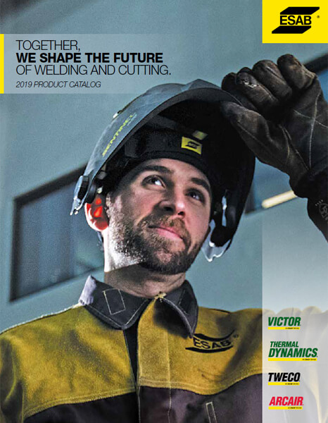 Esab 2019 Welding and Cutting Catalog
