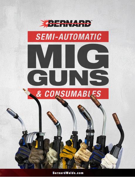 Catálogo Pistolas Semiautomáticas Bernard
