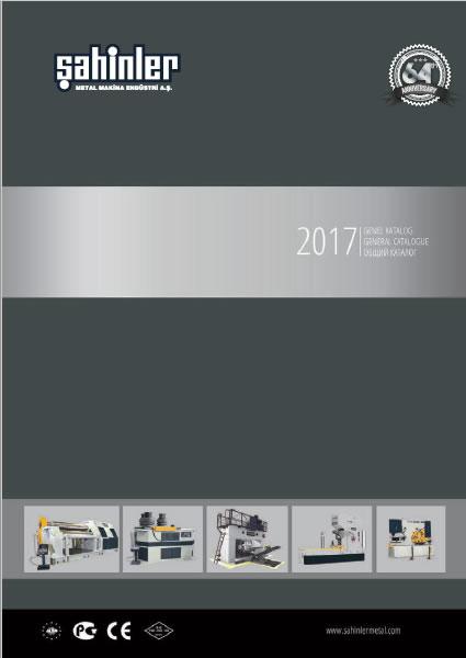 Catálogo Sahinler 2017