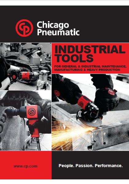 Catálogo de Herramientas Industriales Chicago Pneumatic