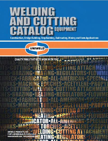 Catálogo Uniweld
