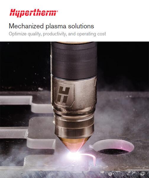 Catálogo de Soluciones Mecanizadas Hypertherm 2019