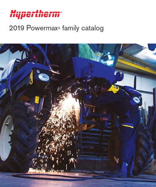 Catálogo de la Familia Hypertherm Powermax 2019