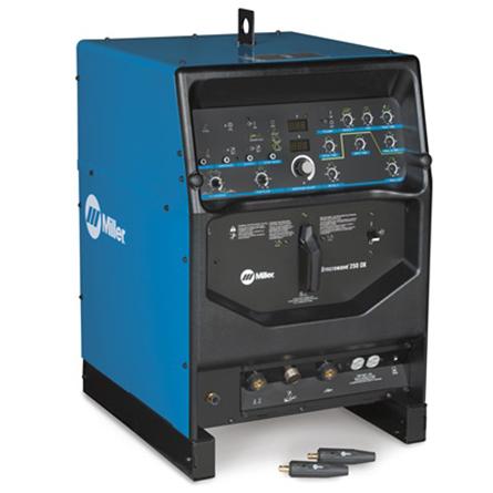Máquina de Soldar Miller Syncrowave 250