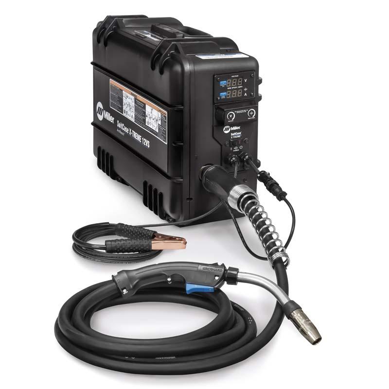 Alimentador de alambre MIG Miller Suitcase X-TREME 12VS