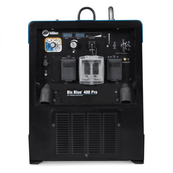 Maquina Motosoldadora Miller Big Blue 400 Pro