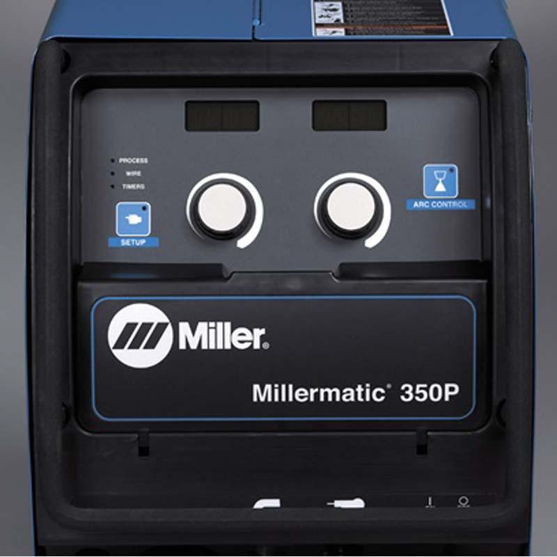 Equipo de Soldar MIG Miller Millermatic 350P