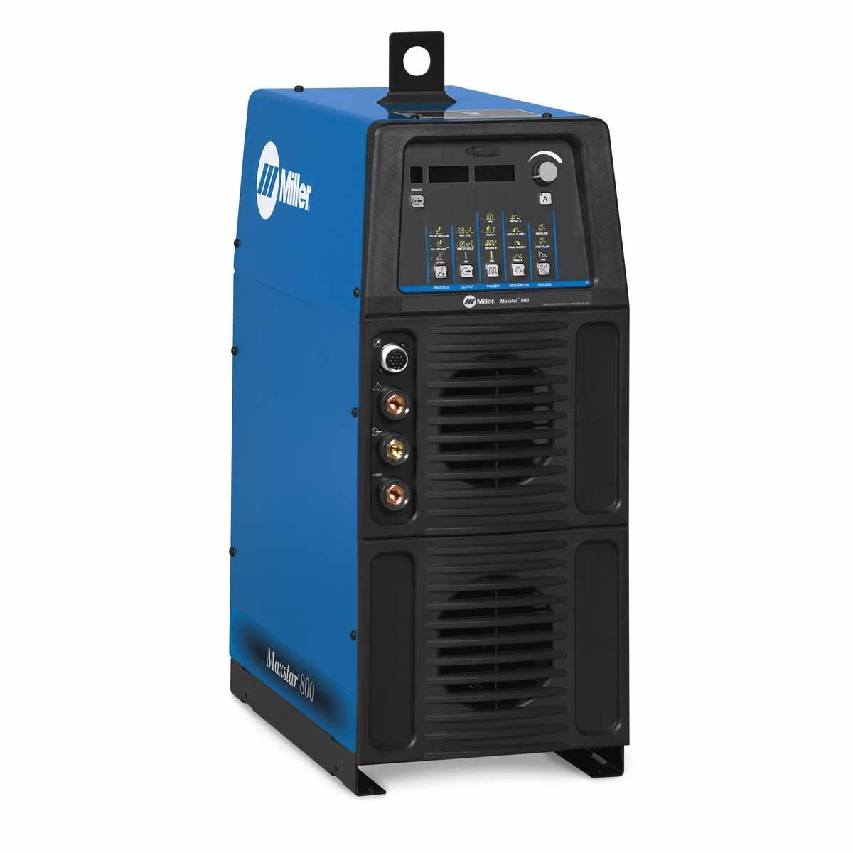 Equipo de Soldar Multiproceso Miller Maxstar 800